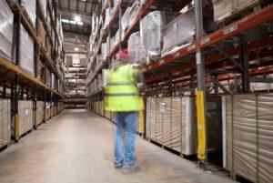 Ralf Bröcker und sein Team sind Spezialisten für Verpackungsmaterialien aller Art.