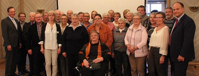 IMW unterstützt Selbsthilfegruppen